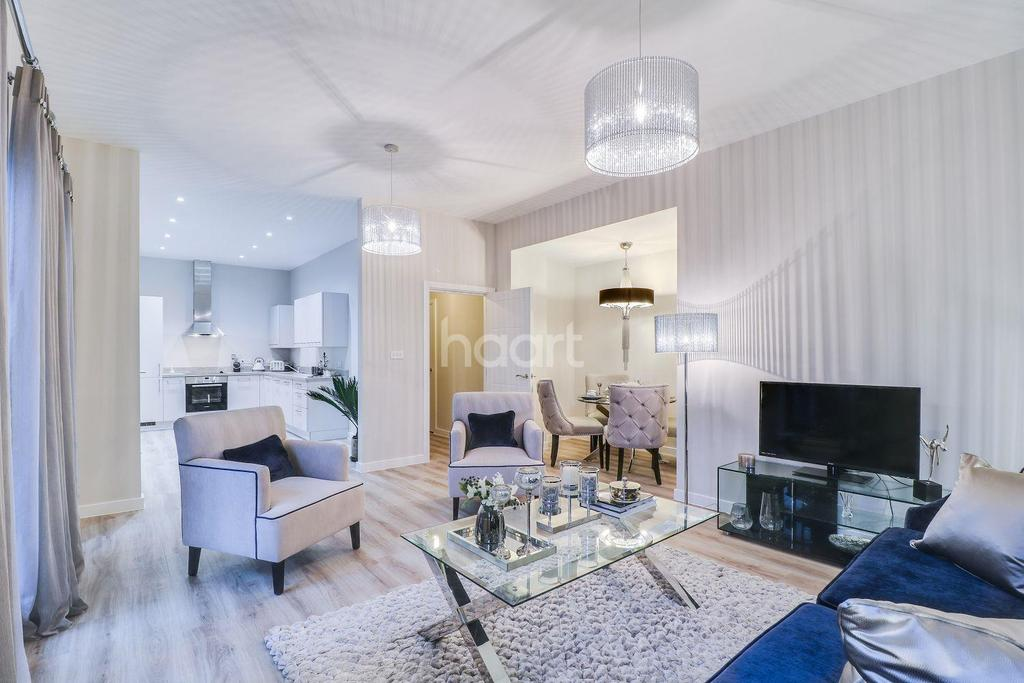 2 Bedrooms Flat for sale in Times Square, Southend on Sea