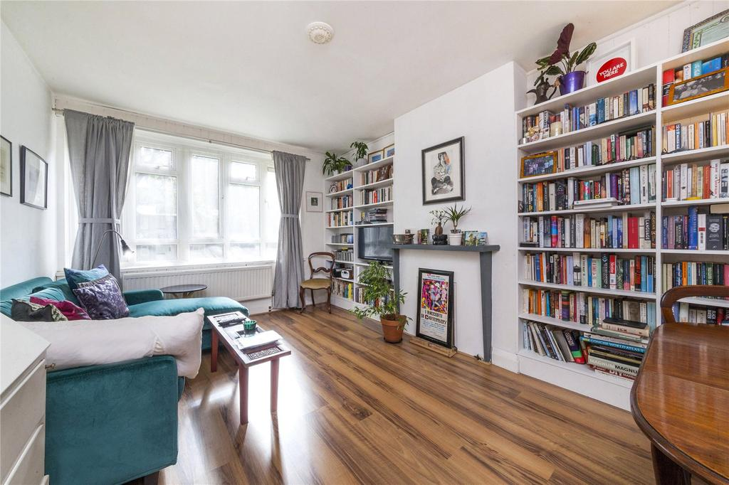 1 Bedroom Flat for sale in Kelvin Road, Highbury, London