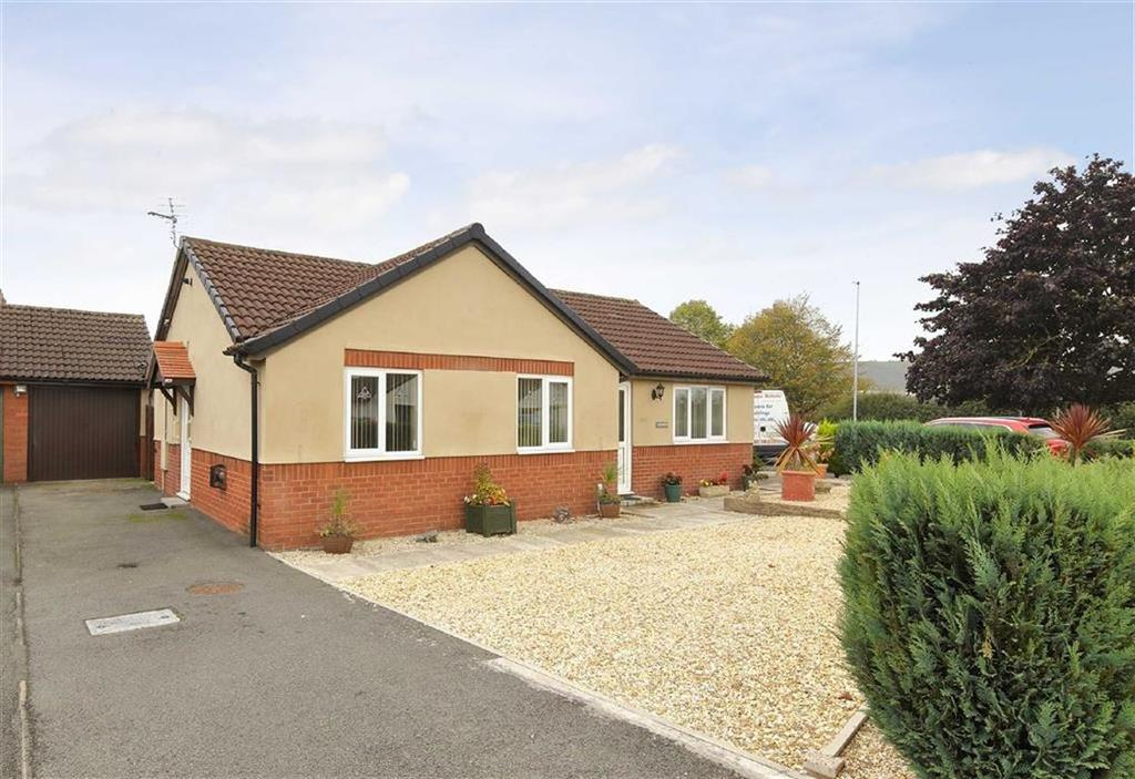 2 Bedrooms Bungalow for sale in Maplehurst Drive, Oswestry, SY11