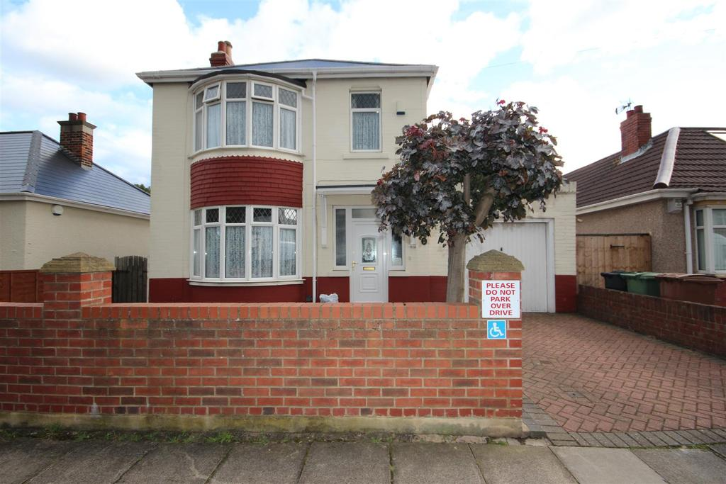 4 Bedrooms Detached House for sale in Beachfield Drive, Foggy Furze, Hartlepool