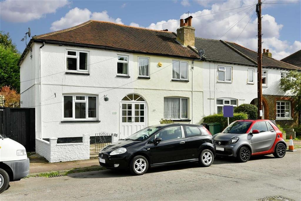 3 Bedrooms End Of Terrace House for sale in Stones Road, Epsom, Surrey