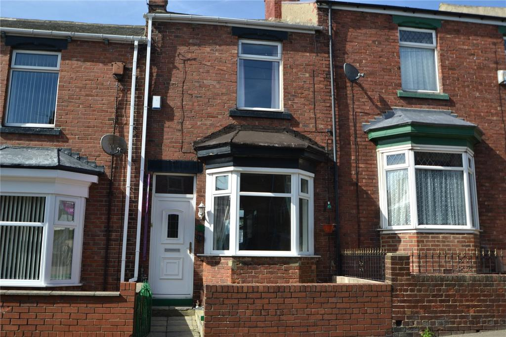 2 Bedrooms Terraced House for sale in Rosemount, Haswell, Co.Durham, DH6