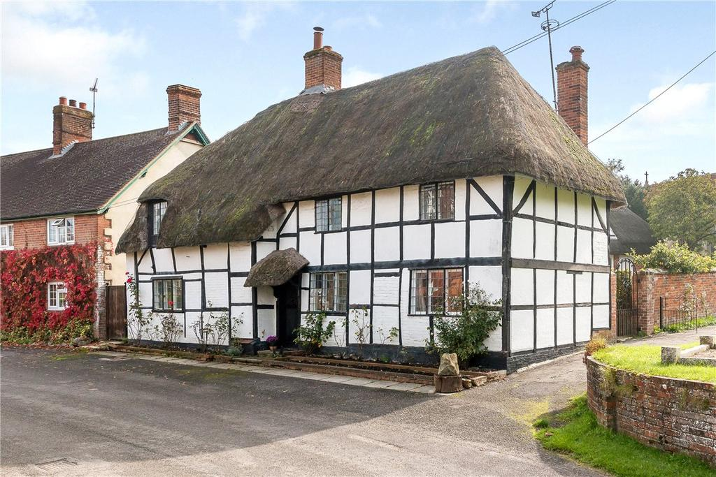 4 Bedrooms House for sale in The Street, All Cannings, Devizes, Wiltshire, SN10