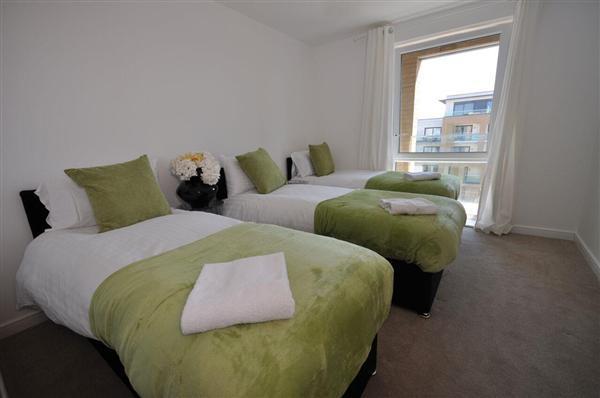Three Beds per room