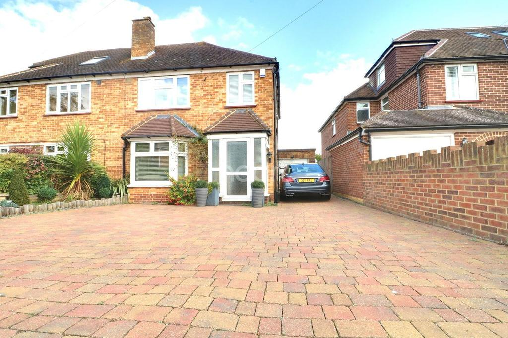3 Bedrooms Semi Detached House for sale in Headington Road, Maidenhead