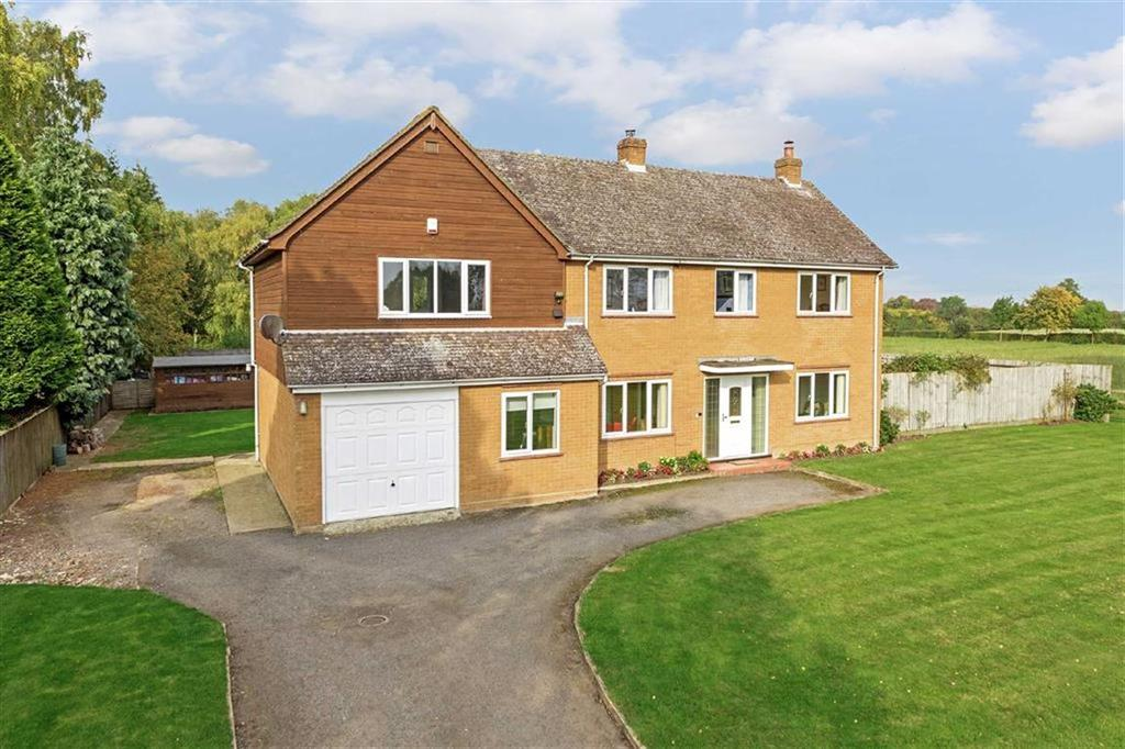 4 Bedrooms Detached House for sale in Buxtons Lane, Guilden Morden, Hertfordshire