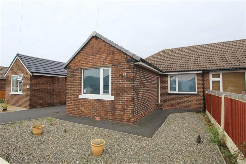 2 Bedrooms Semi Detached Bungalow for sale in Lomond Avenue, Lytham St Annes, Lancashire