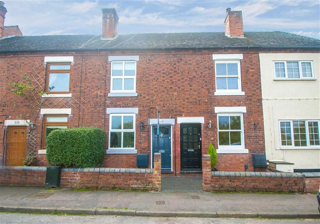 2 Bedrooms Terraced House for sale in Old Road, Armitage, Staffordshire