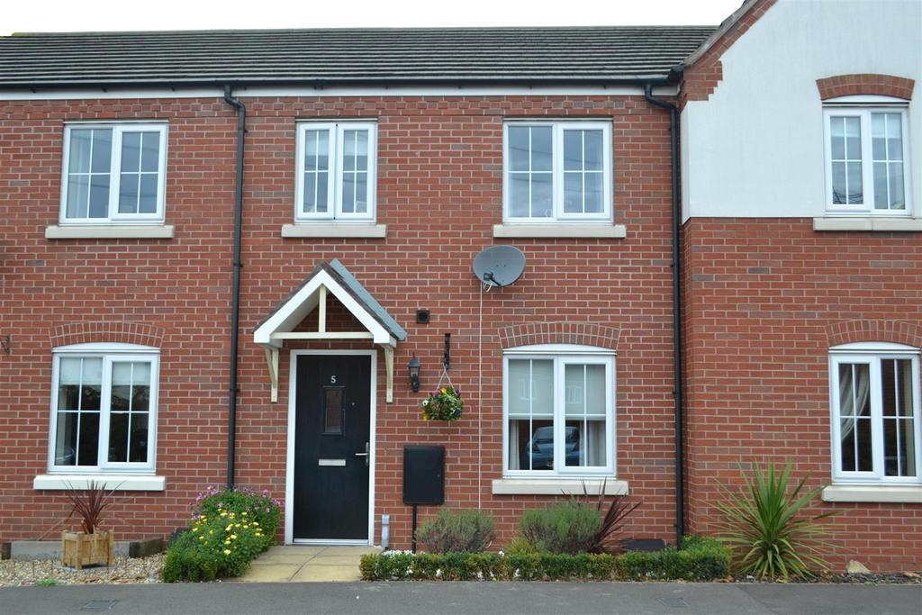 3 Bedrooms House for sale in Rudyard Way, Churchbridge, Cannock