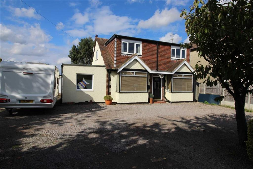 4 Bedrooms Detached House for sale in Rugby Road, Cubbington, Leamington Spa, CV32