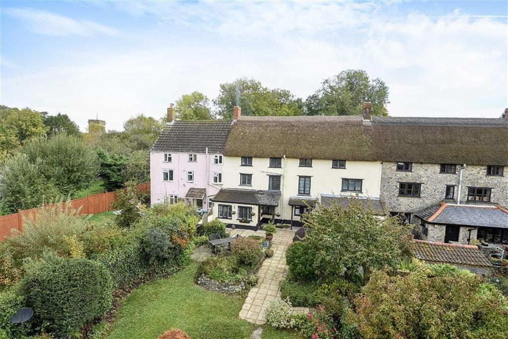 3 Bedrooms Semi Detached House for sale in Victoria Place, Chardstock, Axminster, Devon, EX13