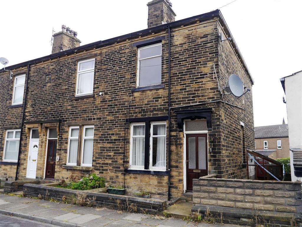 3 Bedrooms End Of Terrace House for sale in Dracup Road, Great Horton, Bradford, BD7 4HA
