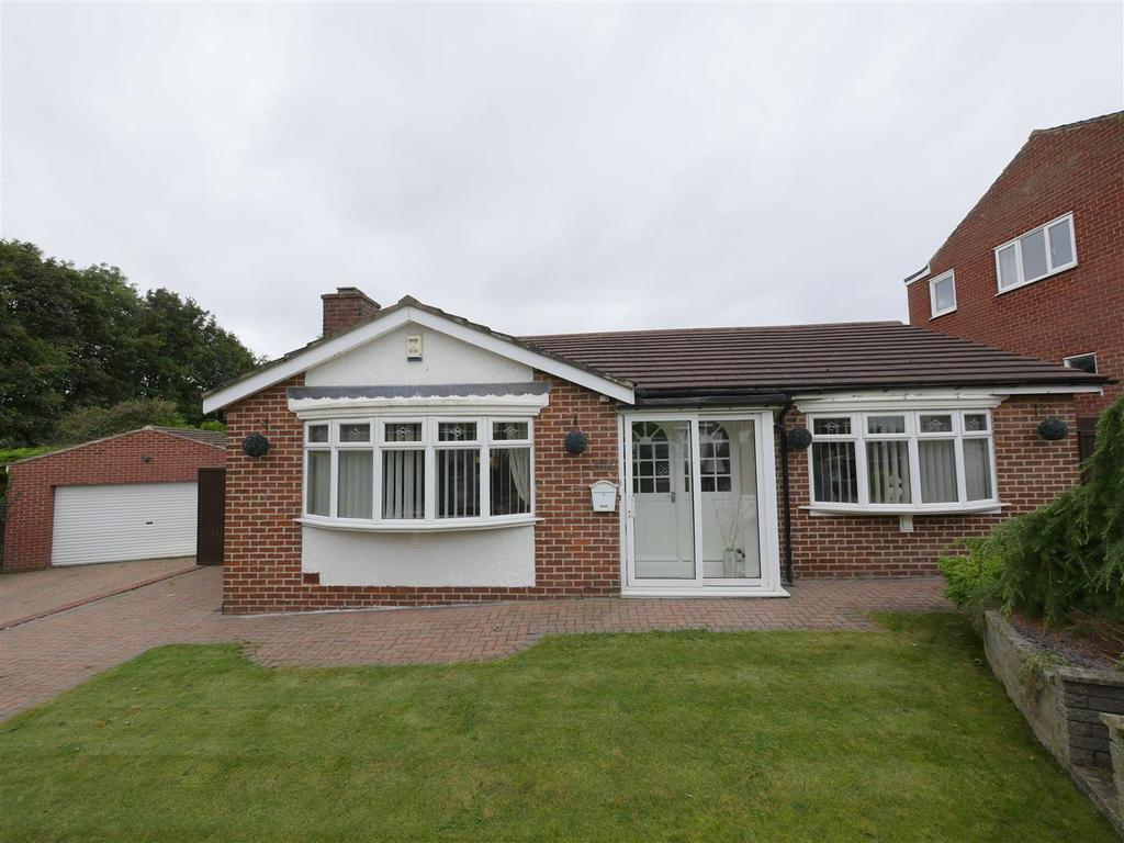 2 Bedrooms Detached Bungalow for sale in Park Lea, Middle Herrington, Sunderland