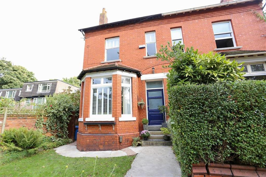 4 Bedrooms Semi Detached House for sale in Palatine Avenue, West Didsbury, Manchester
