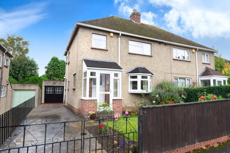 3 Bedrooms Semi Detached House for sale in Franklin Road, Headington, Oxford, Oxfordshire