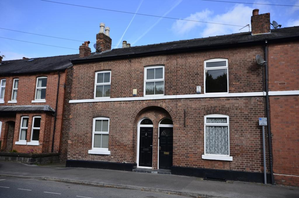 2 Bedrooms Terraced House for sale in Oldfield Road, Altrincham