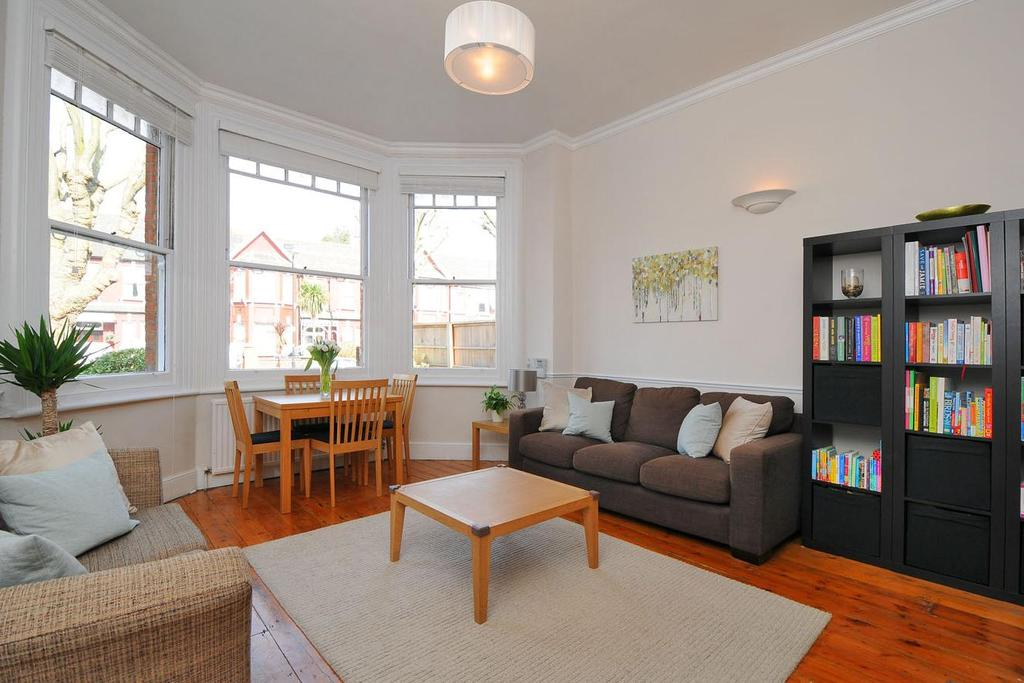 2 Bedrooms Flat for sale in Walm Lane, Mapesbury