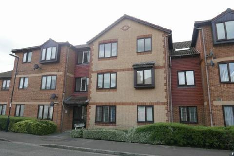 2 bedroom flat to rent - WHITWORTH CRT - BITTERNE - UNFURN