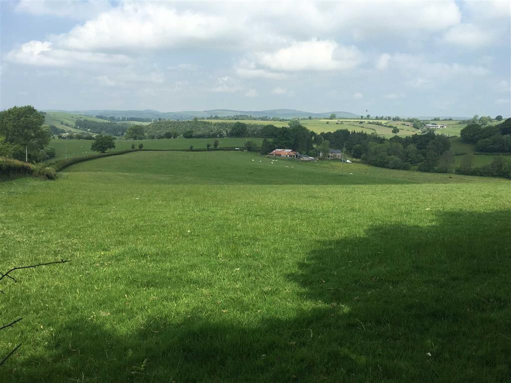 Land Commercial for sale in Llanfyllin, SY22