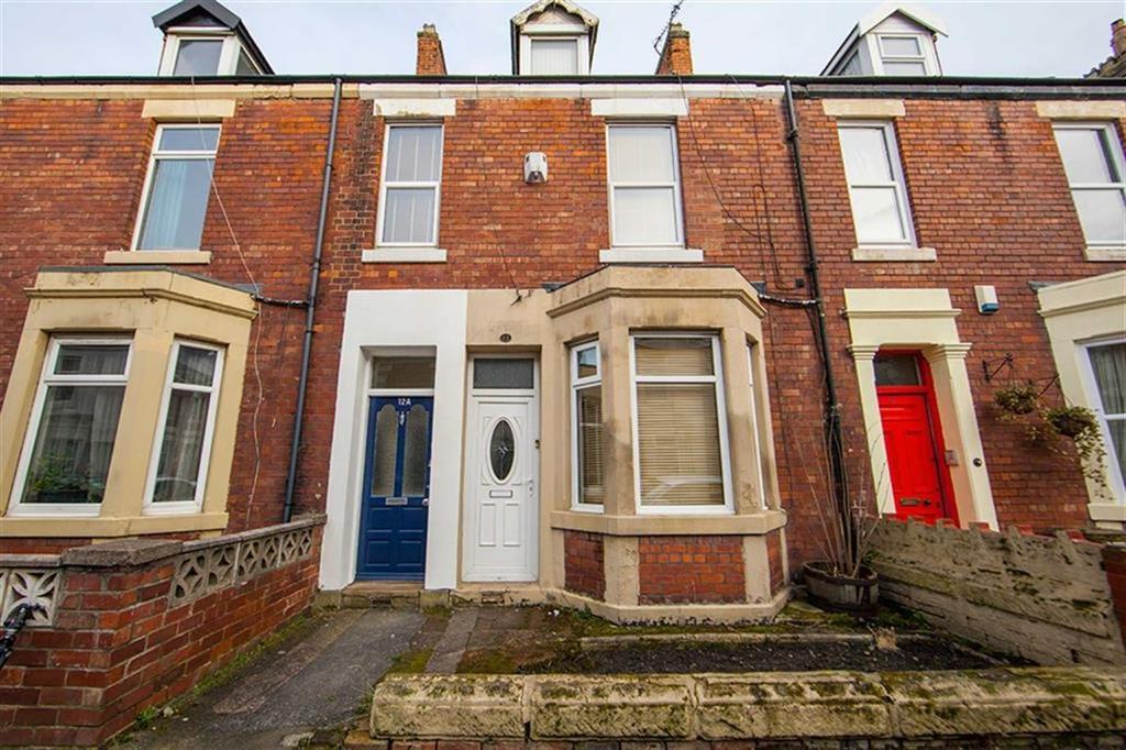 1 Bedroom Flat for sale in Laburnum Avenue, Wallsend, Tyne And Wear, NE28