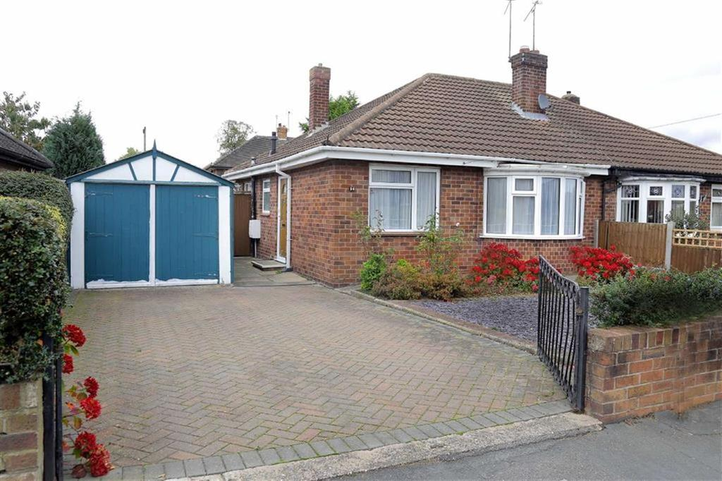 2 Bedrooms Semi Detached Bungalow for sale in Meeanee Drive, Nantwich, Cheshire