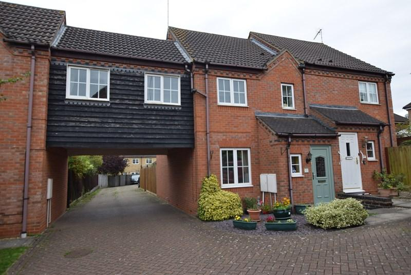 2 Bedrooms Terraced House for sale in Baines Coney, Haverhill