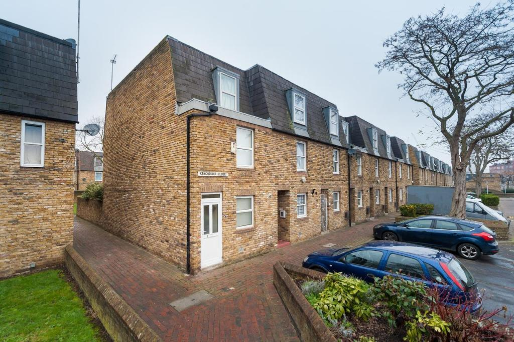 4 Bedrooms Terraced House for sale in Kenchester Close, Vauxhall
