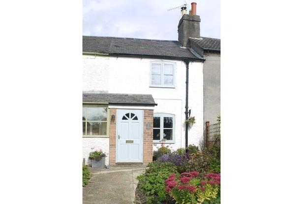 2 Bedrooms Terraced House for sale in Grey Cottages, Tugby, LE7