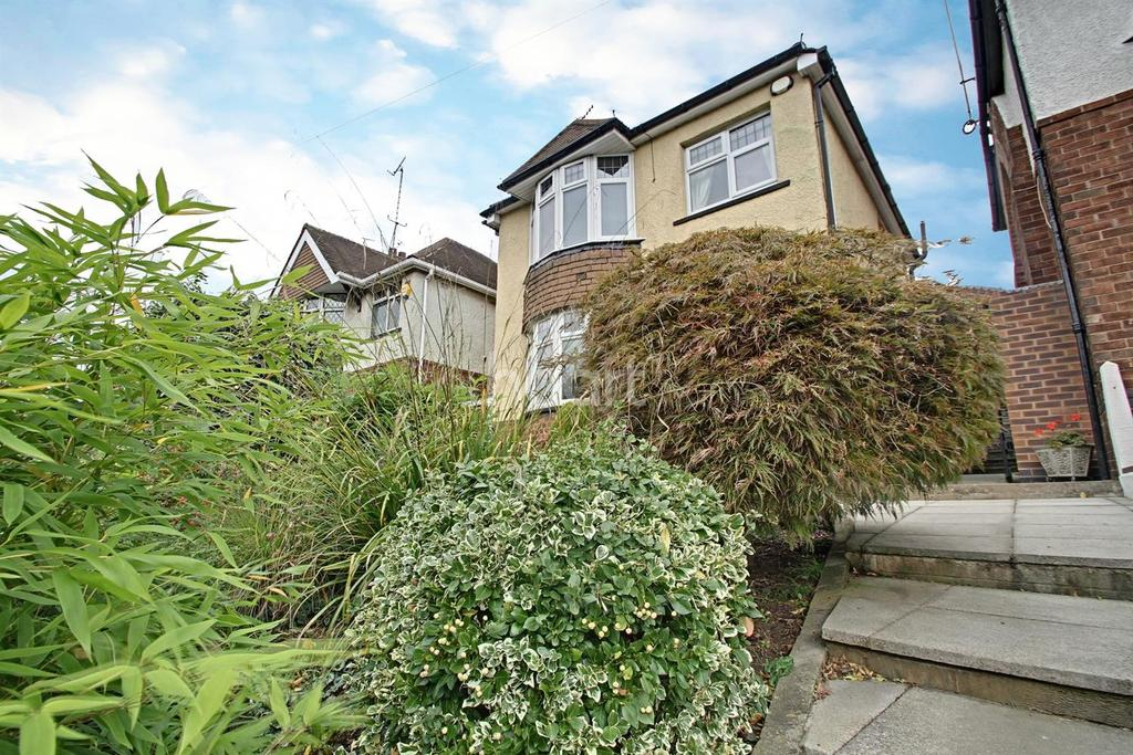3 Bedrooms Detached House for sale in Anstey Lane, Leicester