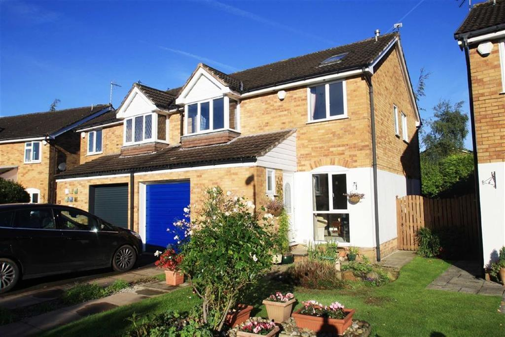 5 Bedrooms Semi Detached House for sale in Fieldhead Road, Wilmslow