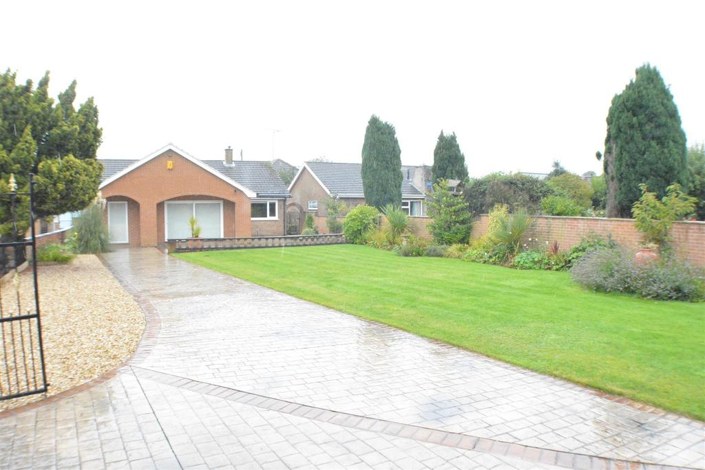 3 Bedrooms Detached Bungalow for sale in Forest Court, Oak Tree Close, Mansfield