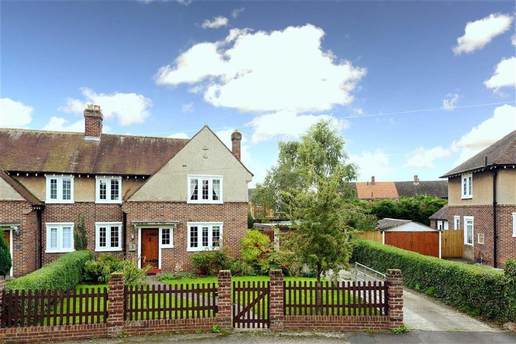 3 Bedrooms Semi Detached House for sale in Harlescott Crescent, Harlescott, Shrewsbury, Shropshire