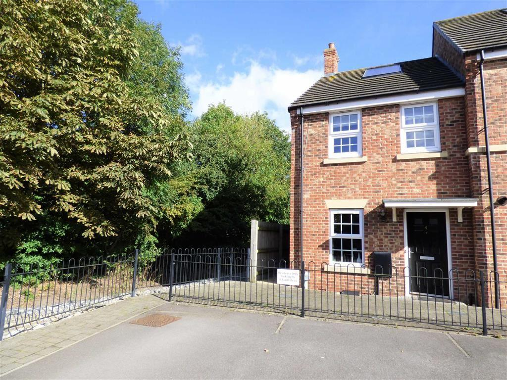 2 Bedrooms End Of Terrace House for sale in Akrill Mews, Beverley