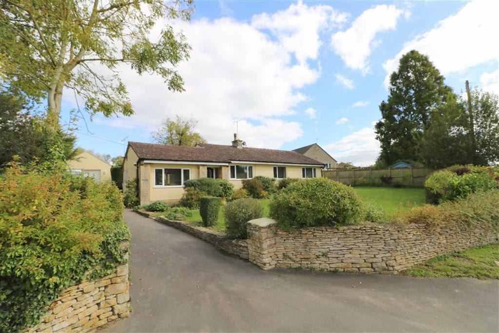 3 Bedrooms Detached Bungalow for sale in Somerfield, The Hill, Little Somerford