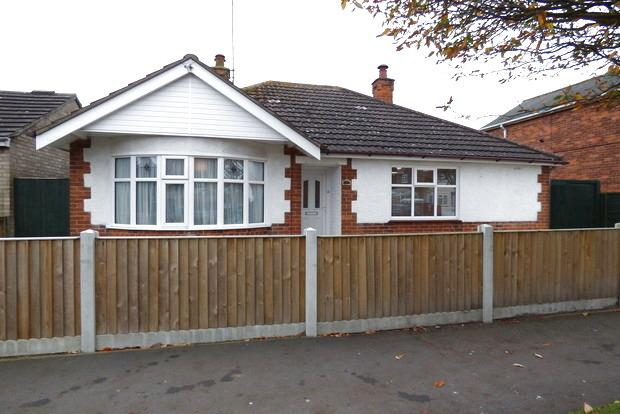 2 Bedrooms Bungalow for sale in Church Road North, Skegness, PE25