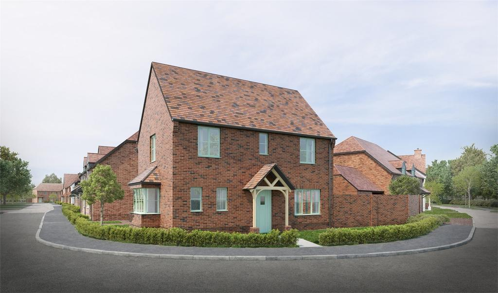 4 Bedrooms Detached House for sale in Carnaval Gardens, Fair Oak, Hampshire