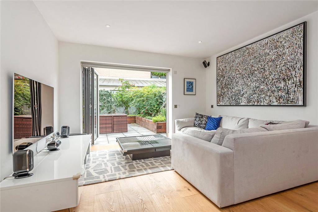 5 Bedrooms Terraced House for sale in Gillespie Road, Highbury, London, N5