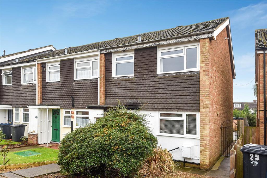 3 Bedrooms End Of Terrace House for sale in Alconbury, Bishop's Stortford, Hertfordshire, CM23