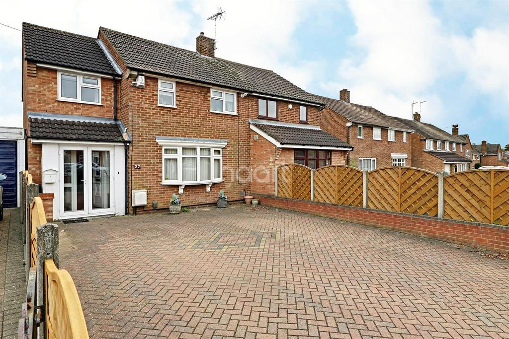 3 Bedrooms Semi Detached House for sale in Cool Casual In Putteridge