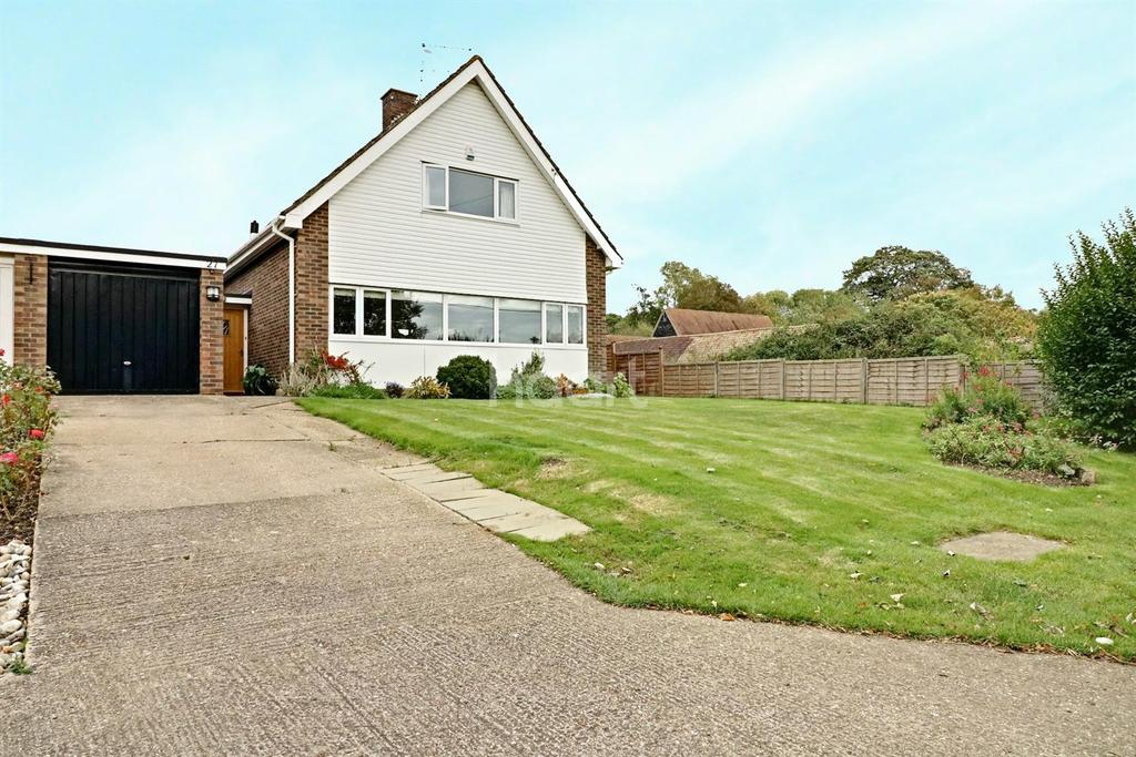 3 Bedrooms Detached House for sale in Pertenhall Village