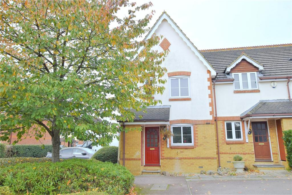 3 Bedrooms End Of Terrace House for sale in Eastbrook Way, Hemel Hempstead, Hertfordshire, HP2
