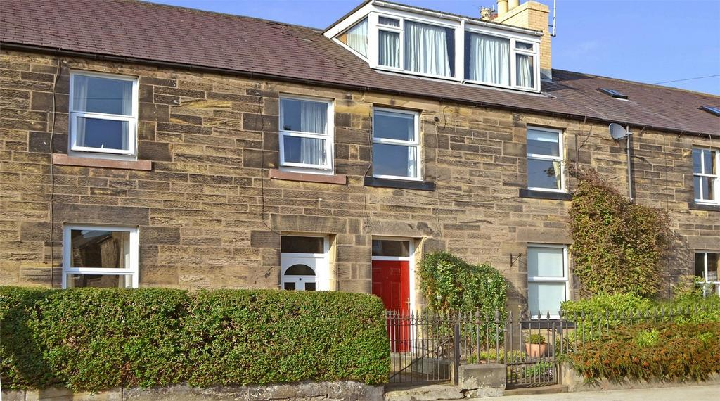 4 Bedrooms Terraced House for sale in Bridge Street, Alnwick, Northumberland