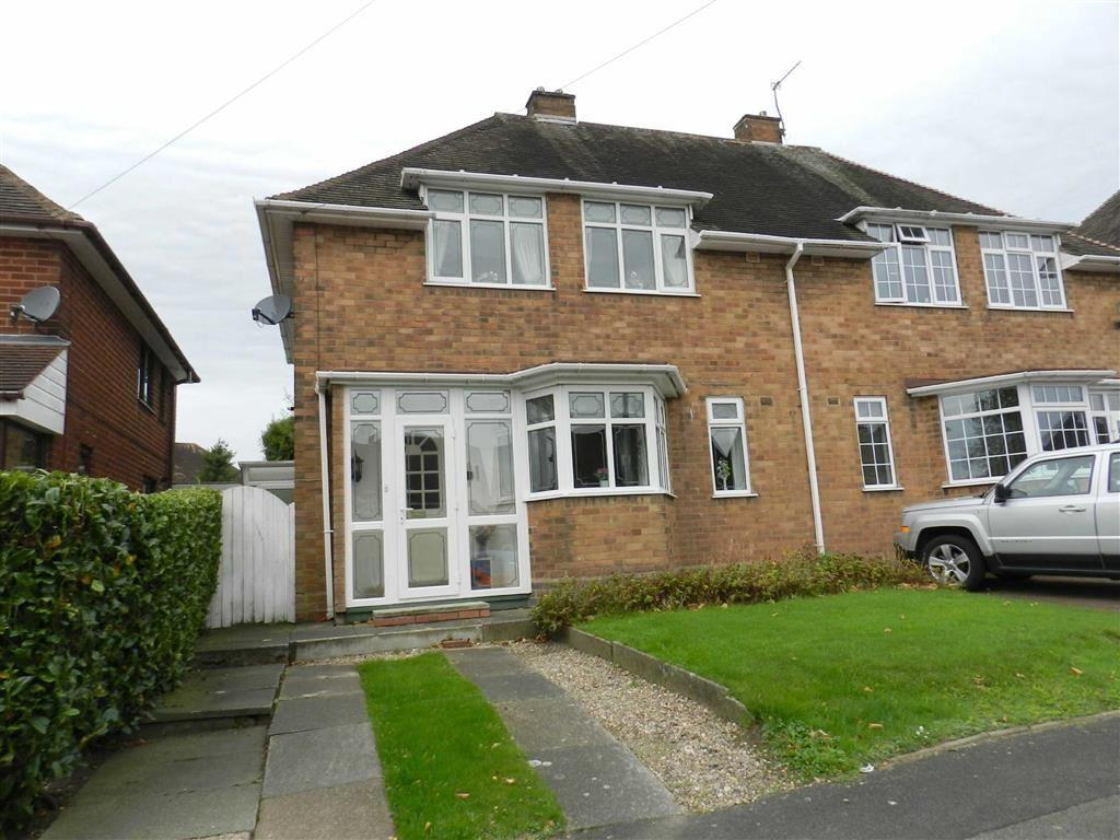 3 Bedrooms Semi Detached House for sale in Benton Crescent, Bloxwich, Walsall