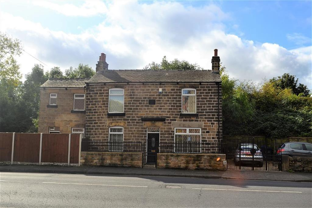2 Bedrooms Cottage House for sale in Station Road, Darton, Barnsley, S75