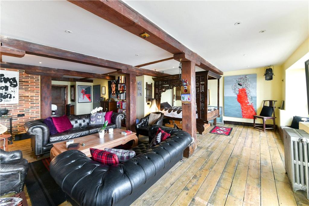 3 Bedrooms Flat for sale in Corbetts Wharf, 87 Bermondsey Wall East, London, SE16