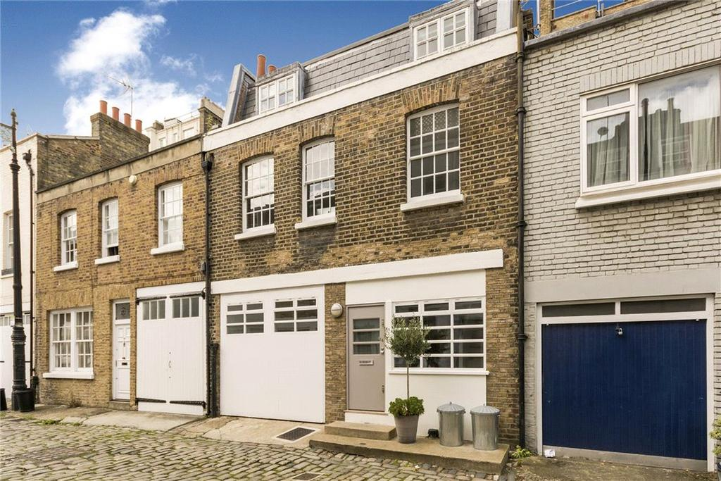 4 Bedrooms Mews House for sale in Eccleston Square Mews, Pimlico, London, SW1V