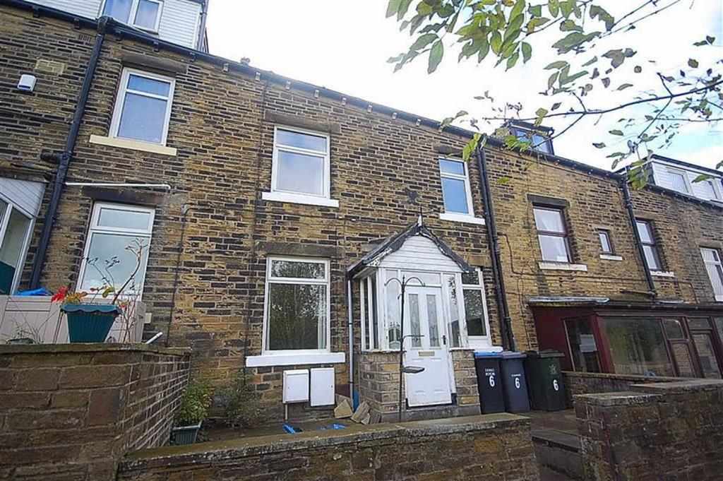 2 Bedrooms Terraced House for sale in School Cote Terrace, Holmfield, Halifax, HX3