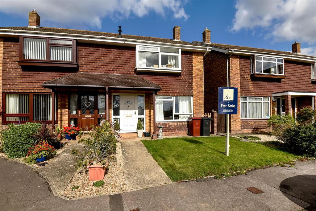 3 Bedrooms Semi Detached House for sale in Arnold Way, Bosham