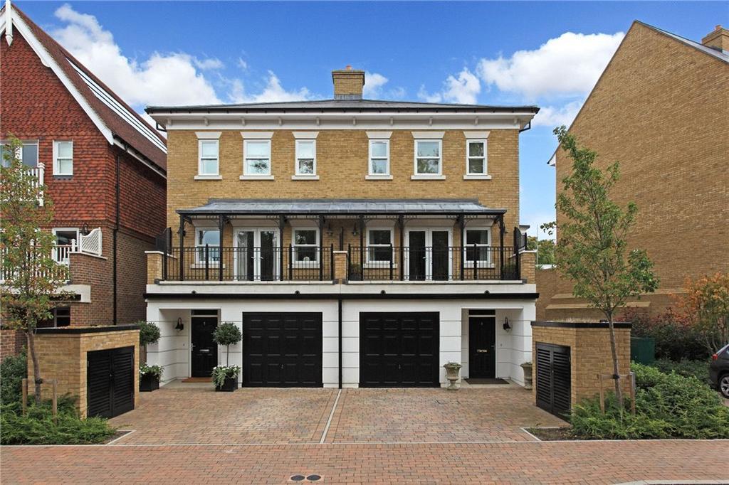 4 Bedrooms Semi Detached House for sale in Huntingdon Avenue, Tunbridge Wells, Kent, TN4