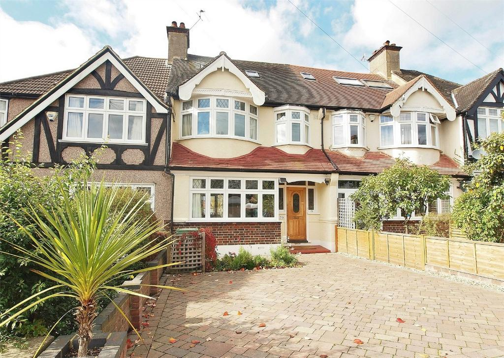 4 Bedrooms Terraced House for sale in Glanfield Road, Beckenham, Kent